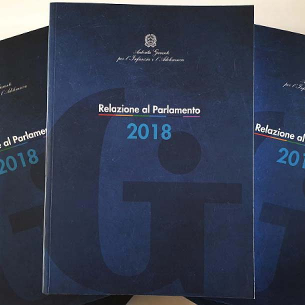 Relazione annuale AGIA