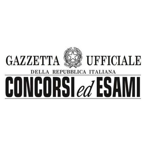 Gazzetta Ufficiale - Concorsi ed esami