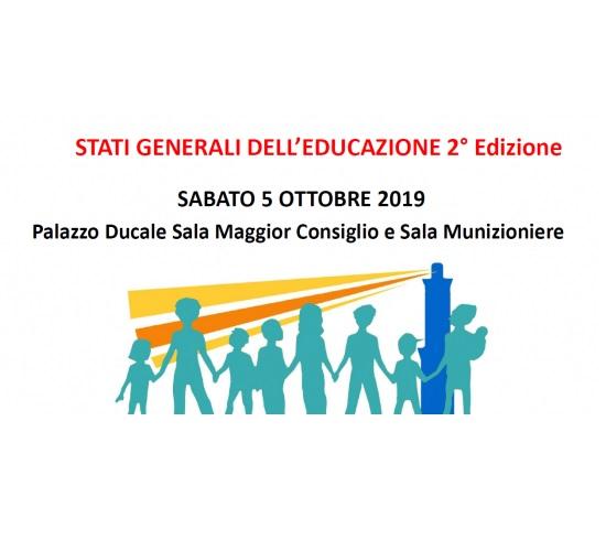 Stati Generali dell'Educazione Genova (II edizione 2019)