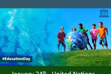 Unesco - Giornata Mondiale dell'Educazione