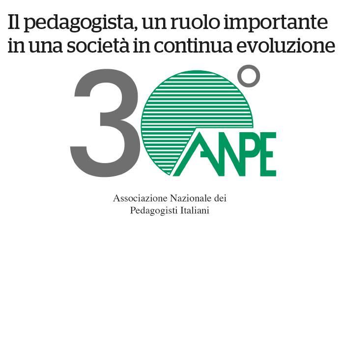 30 anni anpe associazione nazionale pedagogisti italiani
