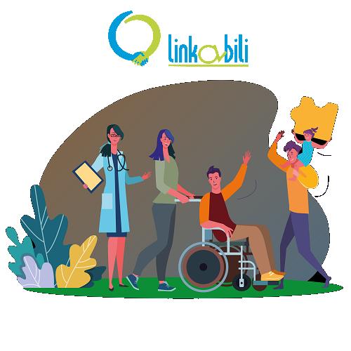 LinkAbili – La piattaforma digitale di sostegno alla disabilità